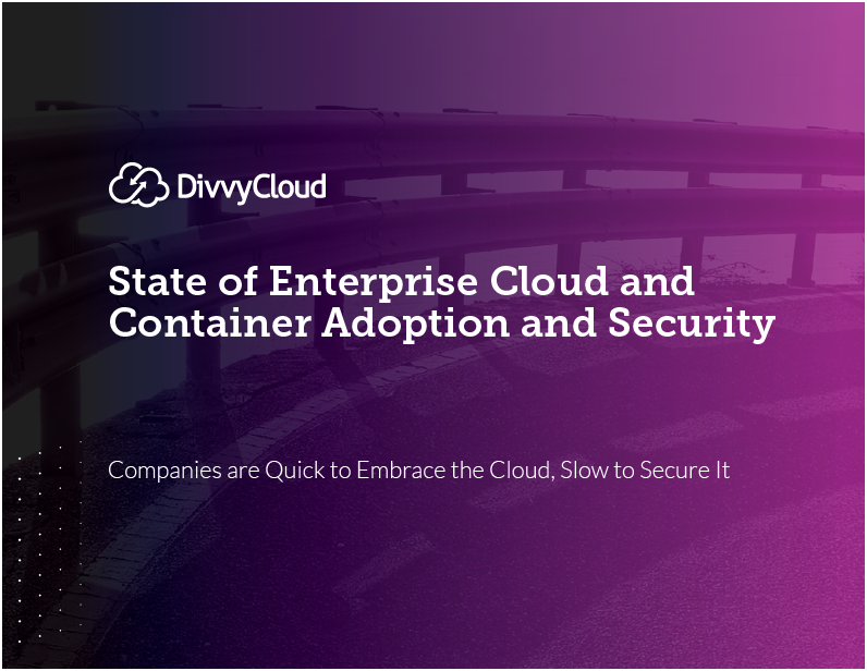 DivvyCloud's 2019 State of Enterprise Cloud Adoption and Security Report